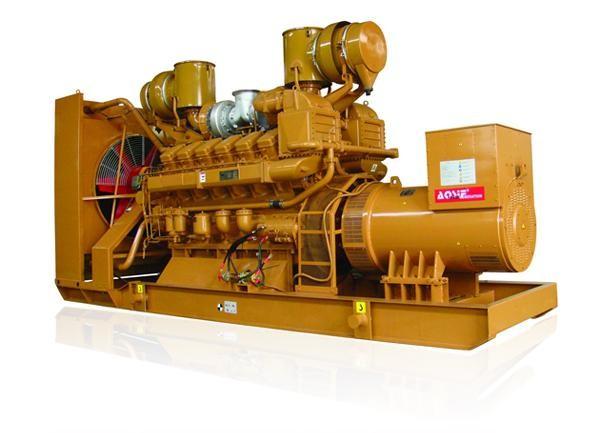 郑州济柴190kw系列柴油发电机组