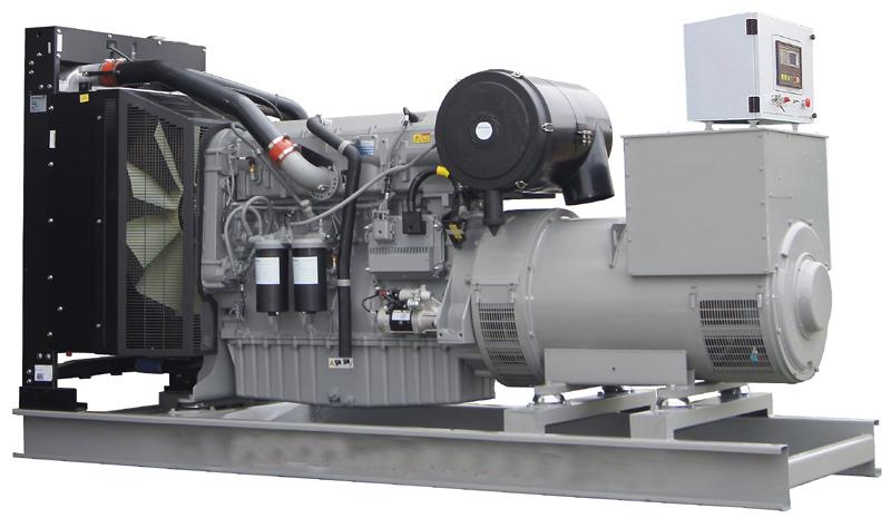 郑州帕金斯系列柴油发电机组