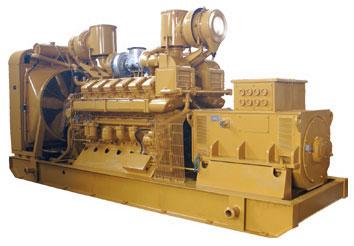 郑州应急发电机-700KW-2500KW济柴柴油发电机